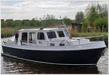 Simmerskip 950 OK* cruise, AALTJE 2-4 persons